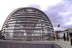Reichstag- Berlim, Alemanha foto de stock