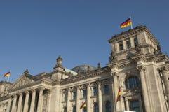 Reichstag Berlin Lizenzfreie Stockbilder