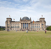 Reichstag berlin Royalty Free Stock Photos