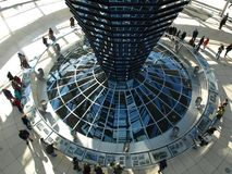 Reichstag, Berlin Stock Image