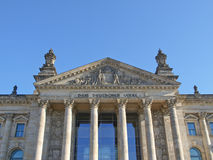 Reichstag, Berlin Stock Photography