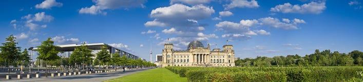 Reichstag, Berlin Photos libres de droits