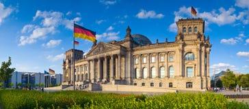 Reichstag, Berlin Images libres de droits