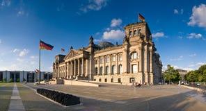 Reichstag, Berlin Image libre de droits