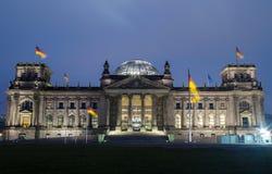 Reichstag Berlin photographie stock libre de droits