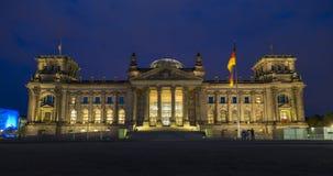 Reichstag in Berlin Stockbild