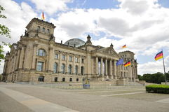 Reichstag, Berlin Royalty Free Stock Photo
