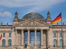 Reichstag Berlin Stock Photos