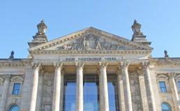 Reichstag, Berlin Stock Photos