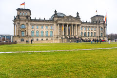 Reichstag, Berlin, Germany. Stock Photography