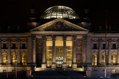 Reichstag  berlin germany Stock Images