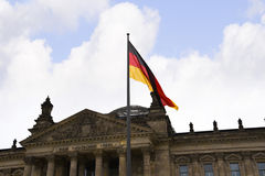The Reichstag in Berlin Germany Royalty Free Stock Image