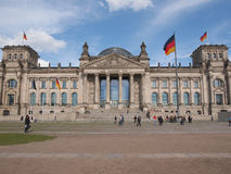 Reichstag in Berlin Stock Photos