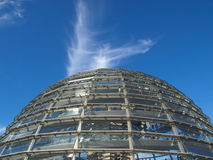 Reichstag Berlin Stock Photography