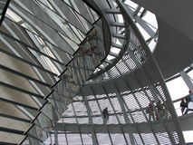 The Reichstag of Berlin, Germany Royalty Free Stock Image