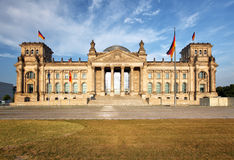 Reichstag - Berlin, Germany Stock Image