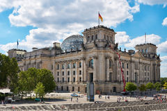 The Reichstag in Berlin Stock Photos