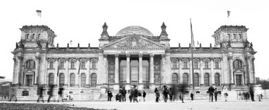 Reichstag, Berlin Royalty Free Stock Image