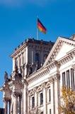 Reichstag Berlino Immagini Stock