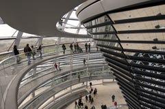 Reichstag, Berlino Fotografia Stock