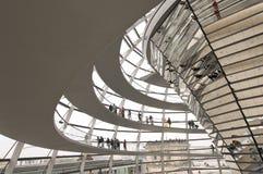 Reichstag, Berlino fotografie stock