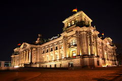 Reichstag Berlino Immagini Stock Libere da Diritti