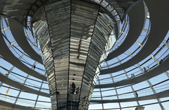 Reichstag - Berlino - la Germania Immagine Stock