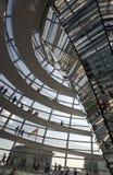 Reichstag - Berlino - la Germania Fotografia Stock Libera da Diritti