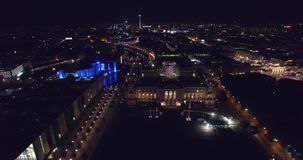 Reichstag berna απόθεμα βίντεο