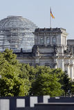 Reichstag Building Royalty Free Stock Photos