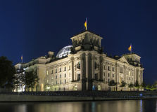 Reichstag Building Royalty Free Stock Image