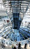 Reichstag Building in Berlin Royalty Free Stock Photos