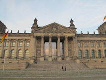 Reichstag Building, Berlin Stock Photo