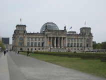 The Reichstag building, Berlin, Germany Stock Photos