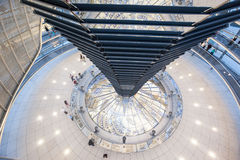 The Reichstag Building Berlin Germany Stock Images