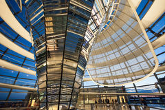 The Reichstag Building Berlin Germany Royalty Free Stock Photography