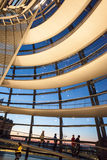 The Reichstag Building Berlin Germany Stock Photography