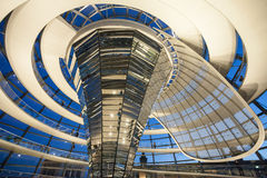 The Reichstag Building Berlin Germany Royalty Free Stock Photos