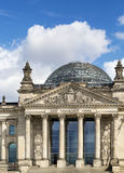 Reichstag building, Berlin Royalty Free Stock Images