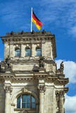Reichstag building, Berlin Royalty Free Stock Photography