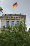 The Reichstag building / Bundestag Stock Image