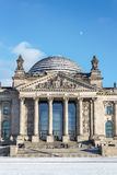 Reichstag (Bundestag) building in Berlin, Germany Royalty Free Stock Photography