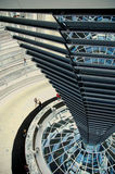 Reichstag Dome - Berlin Royalty Free Stock Photo