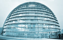 Reichstag dome, Berlin Stock Photos