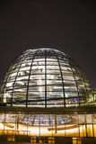 Reichstag dome in Berlin, Germany Royalty Free Stock Image