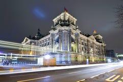 Reichstag em Berlim, Alemanha Fotos de Stock Royalty Free