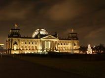 REICHSTAG EN BERLÍN Fotos de archivo