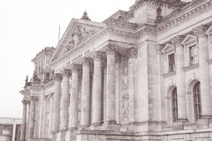 Reichstag Parliament Building, Berlin Royalty Free Stock Image