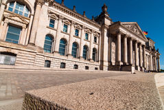 Reichstag V1 Stock Photos