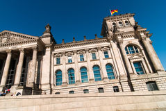 Reichstag V3 Royalty Free Stock Photo
